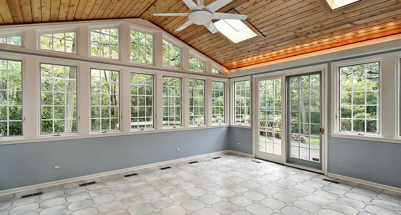 sunroom contractors in Lexington, KY